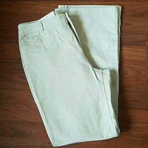 J.Jill corduroy pants boot cut NWT women's 12